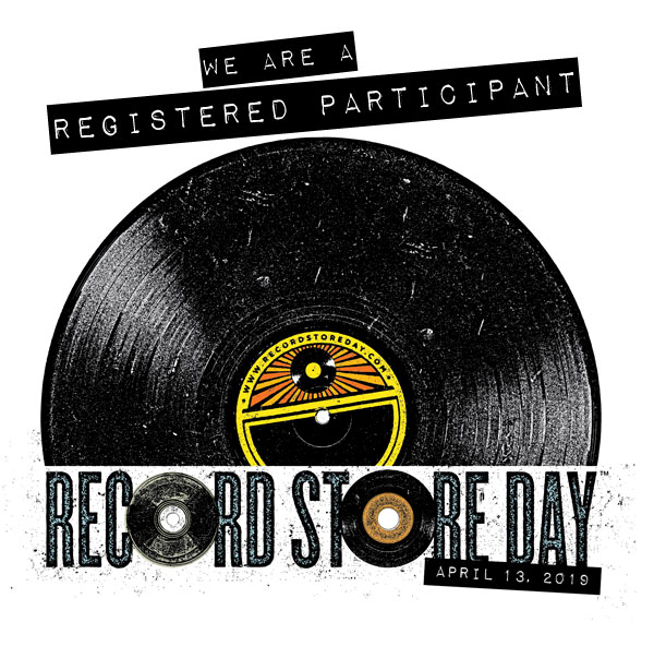 RSD18 Record Store Day April 21st 2018